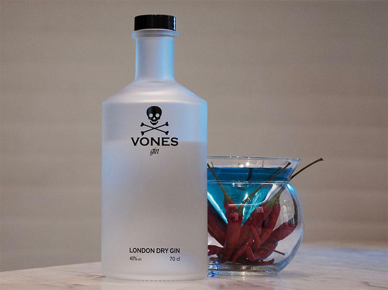 Mar di Capri con VONES Gin