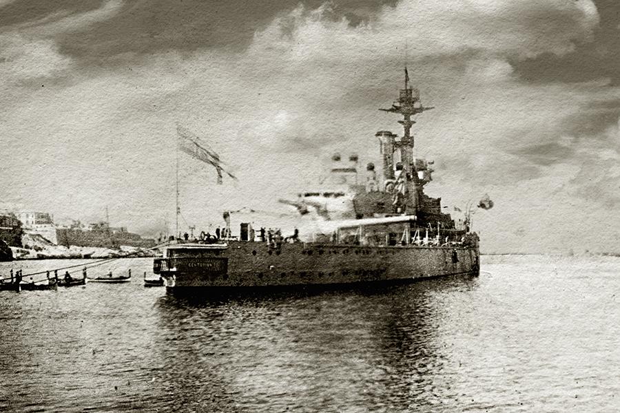 HMS Centurion