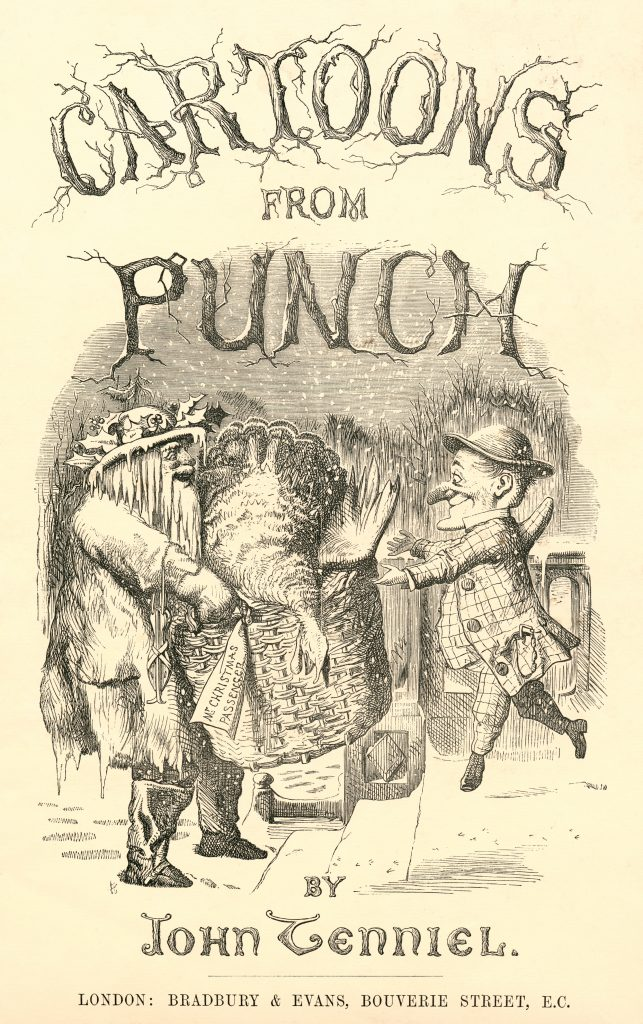 Sir John Tenniel (1820 - 1914) is most celebrated for his illustrations for Lewis Carroll's