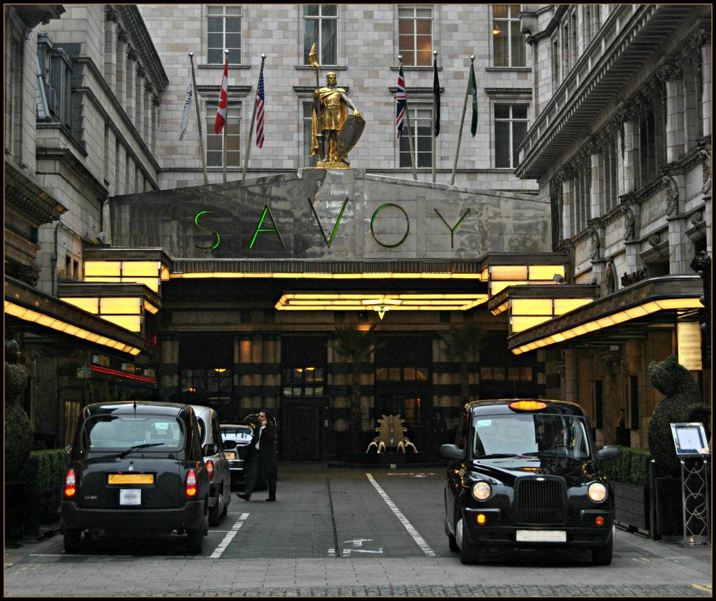 Hotel Savoy en Londres