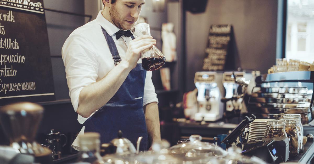 bartender coctel